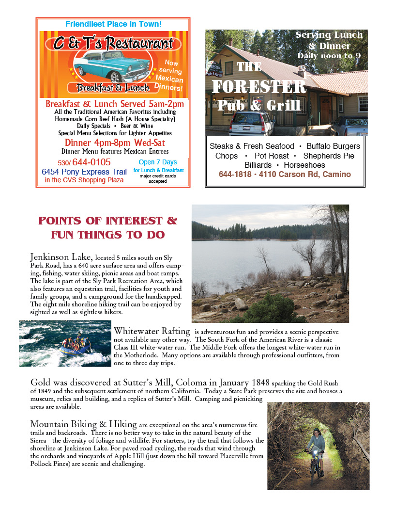Sierra Travelers :: Providing Guest Directories for Northern